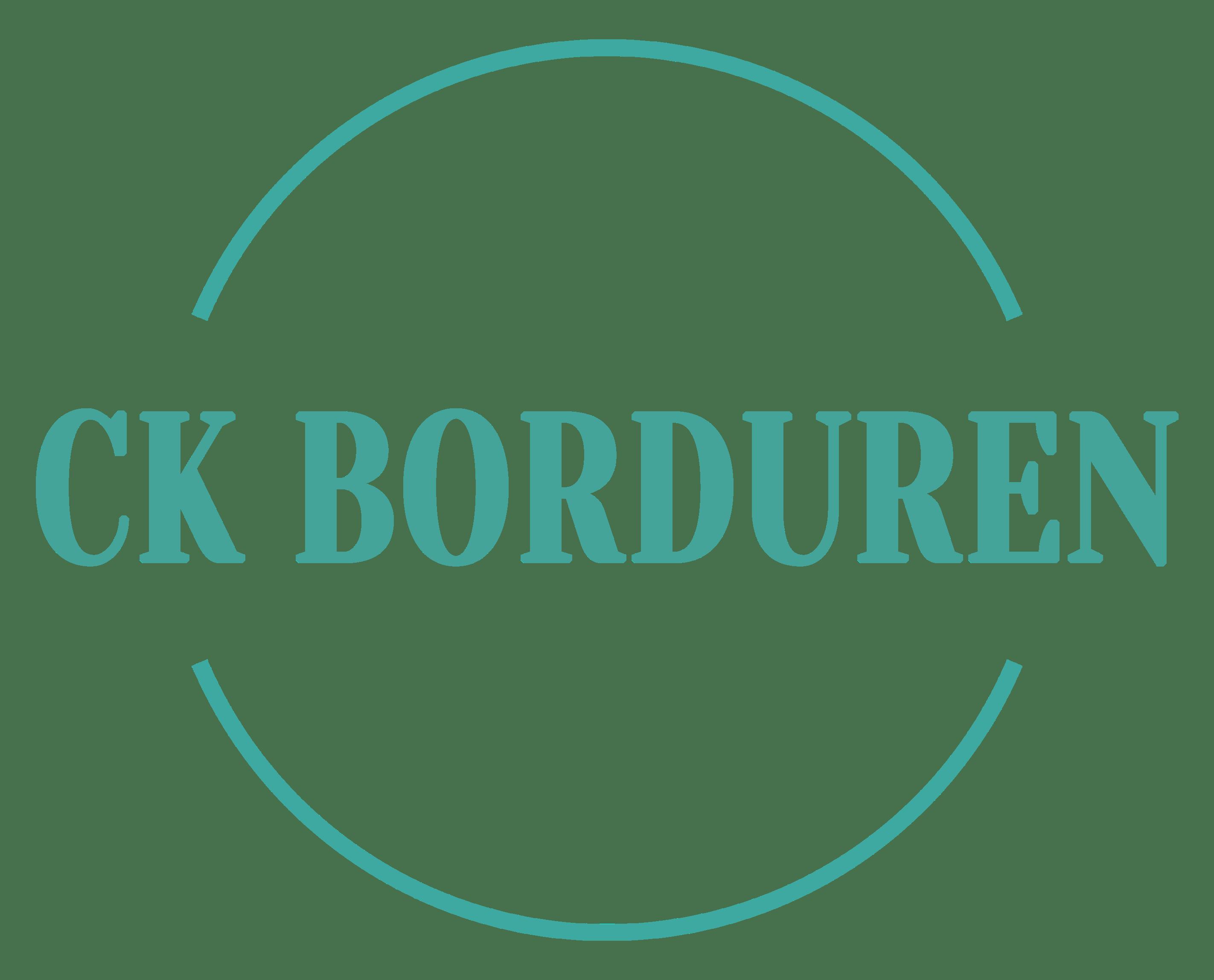 Logo CK Borduren Alblasserdam